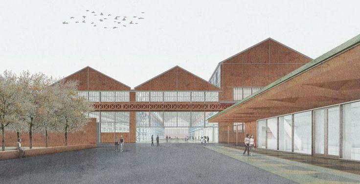 Lycée Hotelier de Lille - /media/images/290_Perspective_02_Passage.jpg