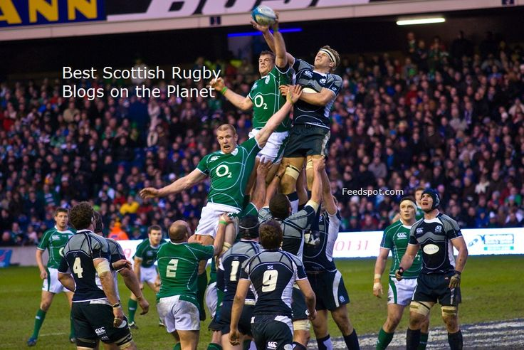 Top 10 Scottish Rugby Blogs and Websites on the Web