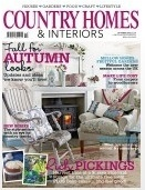 Country Homes & Interiors October 2012