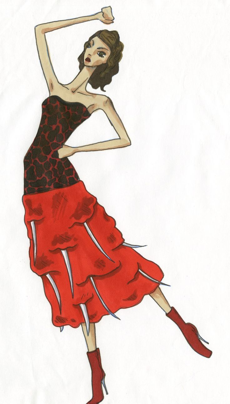 17 Best Images About Lovelle Fashion Illustrations On Pinterest Short Outfits Fashion