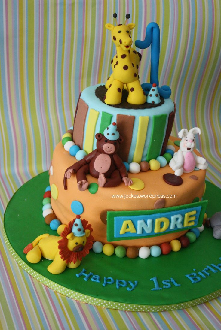 birthday cakes for 1 year olds boy - Google Search ...