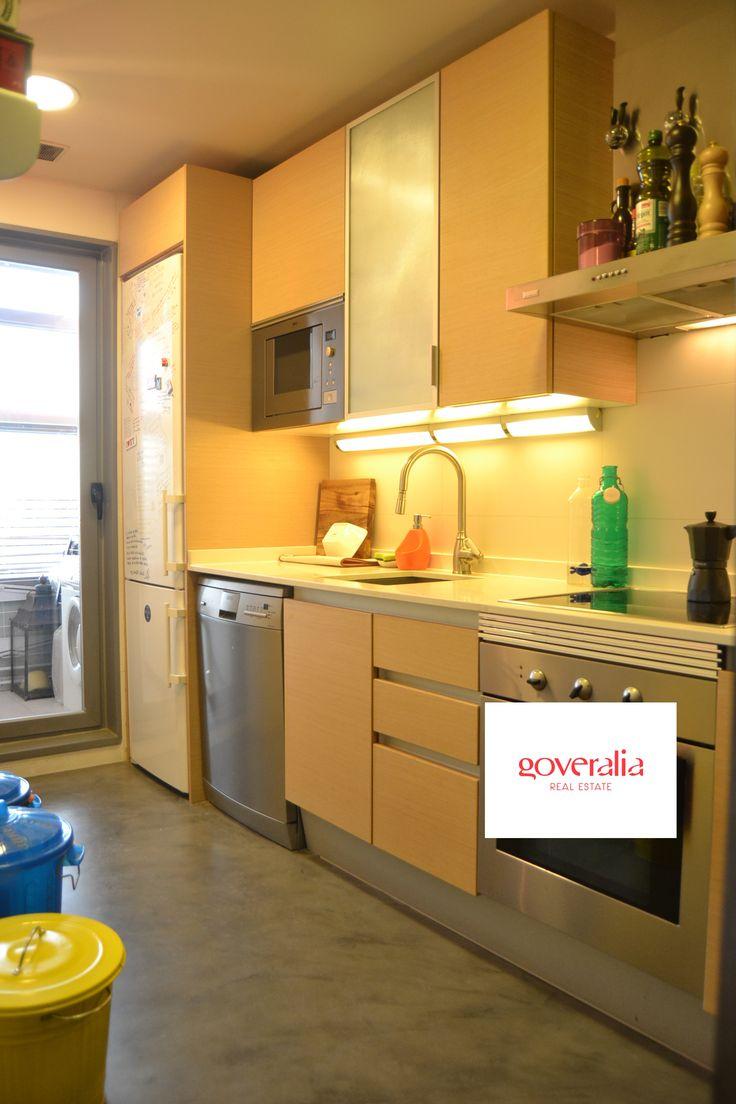 Alquileres en madrid cocina en cemento pulido concreto - Alquiler cocina madrid ...