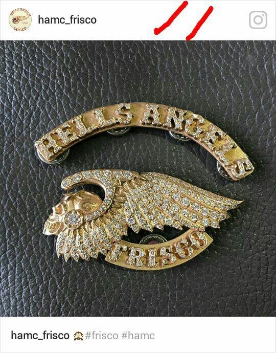 ☆H A M C - FRISCO☆ SAN FRANCISCO | my pins | Hells angels