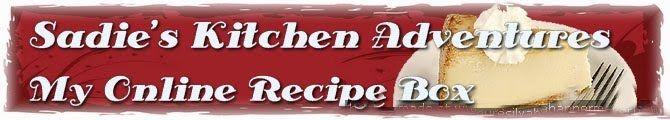 Sadie's Kitchen Adventures: Au Jus for French Dip Sandwhiches