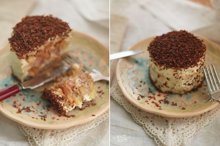 Эти простые пирожные такие нежные и атоматные что могут даже немного сорвать крышу - такие они вкусные))) Порадуйте своих близких этим простым десертом: на 4…