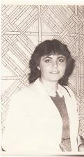 Ivette Hernández Hernández, cuando estudiaba Ciencias de la Comunicación en la UAG