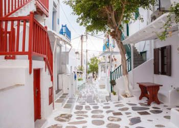 1419.00 ATHENS, SANTORININ, MIKANOS. Greece Vacation Trips with Air | Vacation Package to Greece including Airfares
