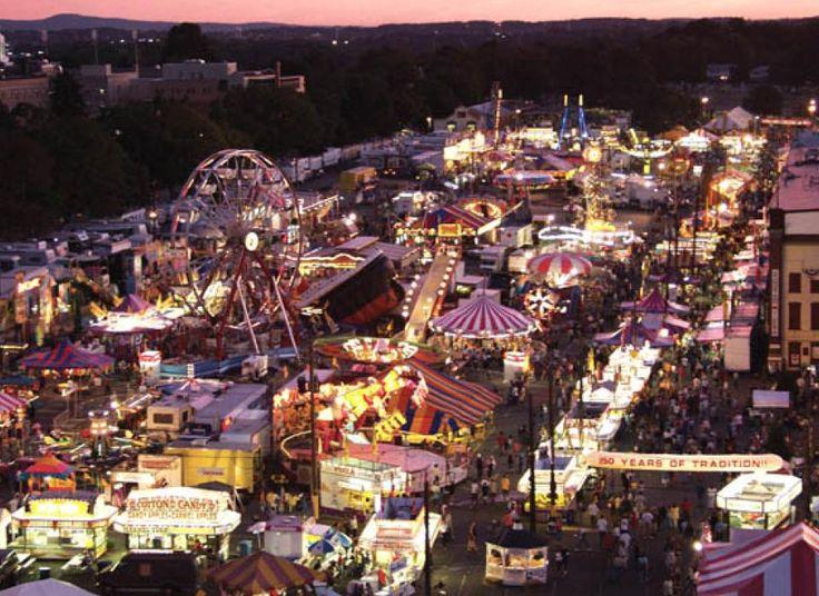 The great allentown fair allentown pennsylvania history for The floor show bethlehem pa
