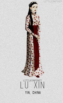 Lucinda Price Fallen, Lauren Kate LittleInfinit