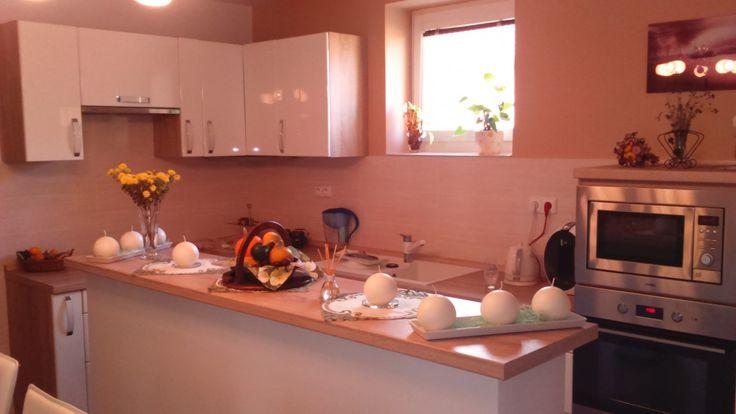 Poradca:  Ludmila Masaryková - kuchyňa Elis