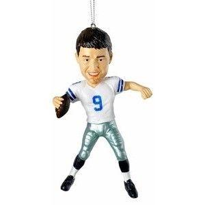 Dallas Cowboys Tony Romo Player Ornament