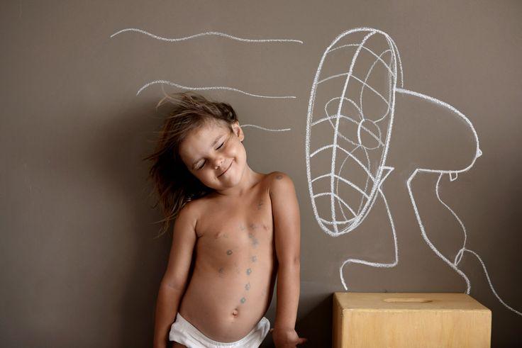 Crianças de férias em casa ? Que tal fazer uma sessão de fotos interativas?