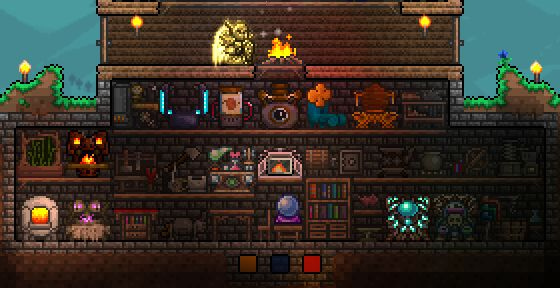how to build a crafting station