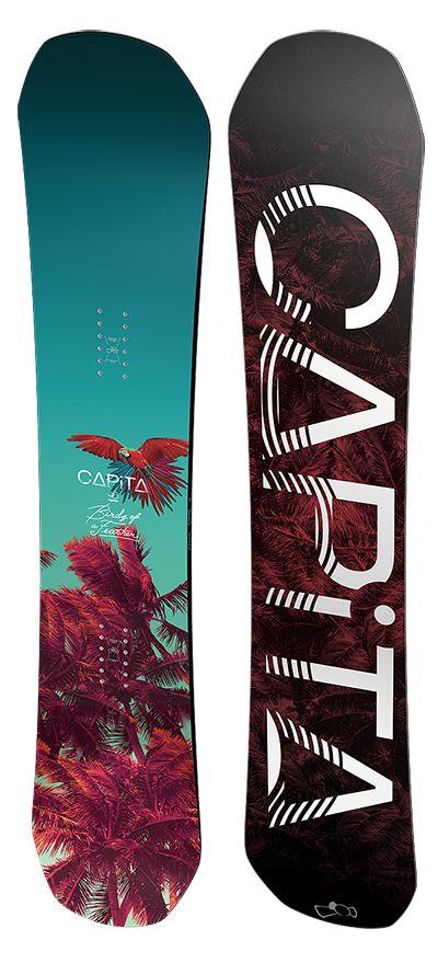 Capita Birds of a Feather Snowboard - Women's Snowboards - Women's Snowboarding - Winter 2015/2016 - Christy Sports