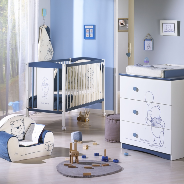 35 best winnie the pooh ideas images on pinterest nursery baby rooms and child room. Black Bedroom Furniture Sets. Home Design Ideas