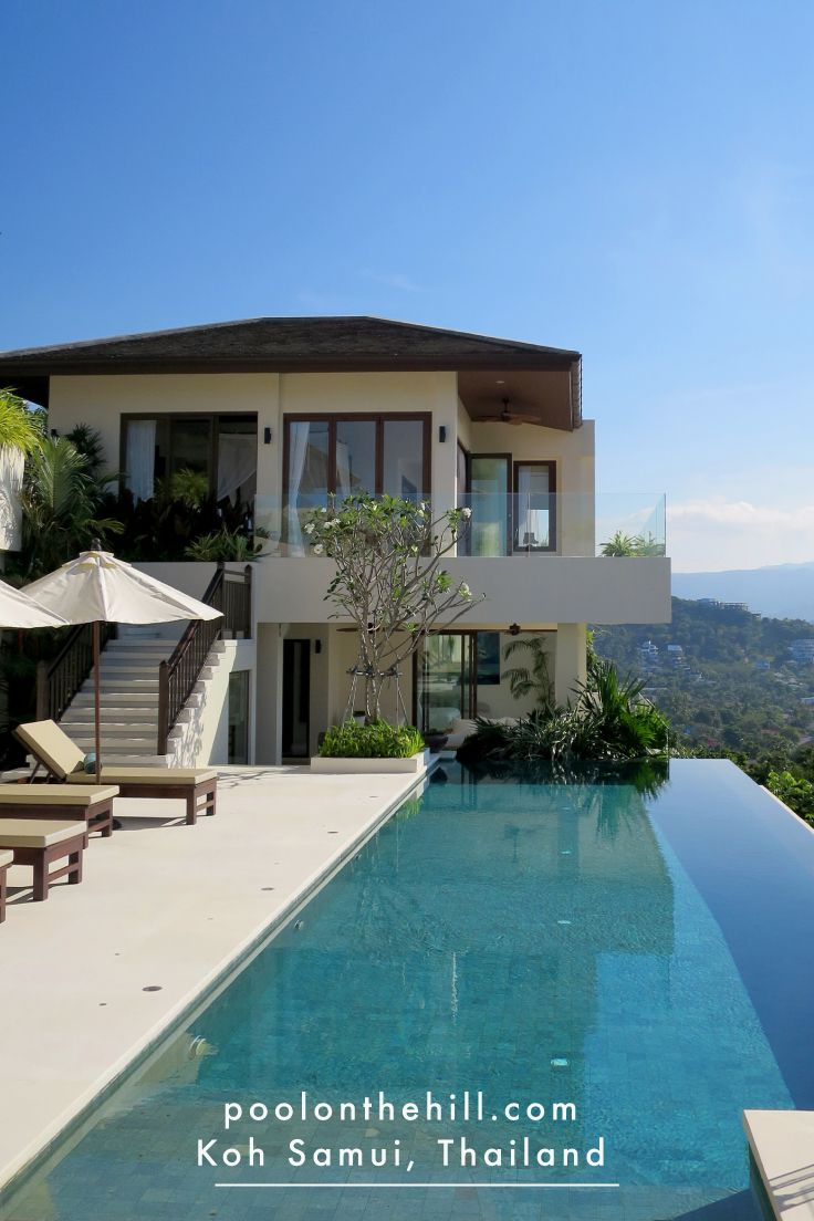 Koh Samui Vacation Rental With Private Pool House Tour House
