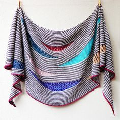 Ravelry: My Summer Song pattern by Lisa Hannes
