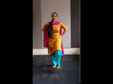 Easy Bhangra! - YouTube