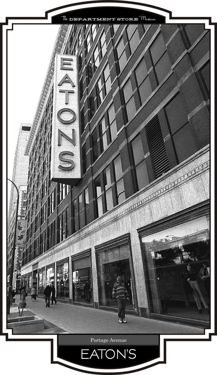 The Department Store Museum: The T. Eaton Co., Ltd., Winnipeg, Manitoba, Canada