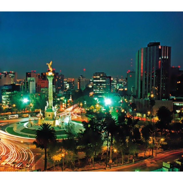 Mexico City picture brings back great memories
