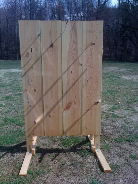 How To Make A Knife Throwing Target Knives Pinterest