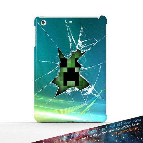 Minecraft iPad Mini 2 Case | minecraft | Pinterest | iPad mini, iPad and Handmade accessories