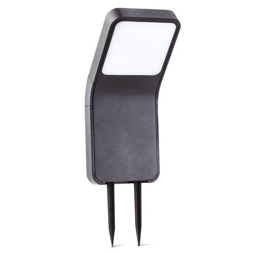 Solar Pathway Lights 4 pk Gray - Modern by Dwell Magazine : Target