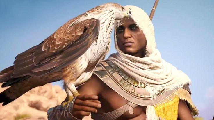 Gamescom 2017: Ubisoft Gamescom Lineup Includes Assassin's Creed, South Park, and More - IGN https://link.crwd.fr/1BJp