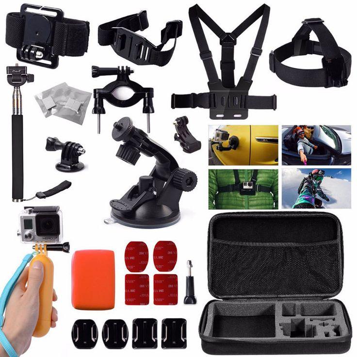 Лучшие аксессуары для экшн-камеры Xiaomi Yi