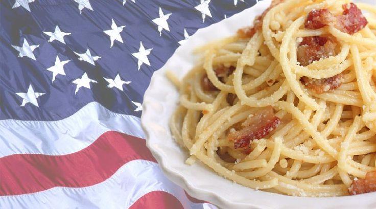 """Quando gli americani """"inventarono"""" la Carbonara."""