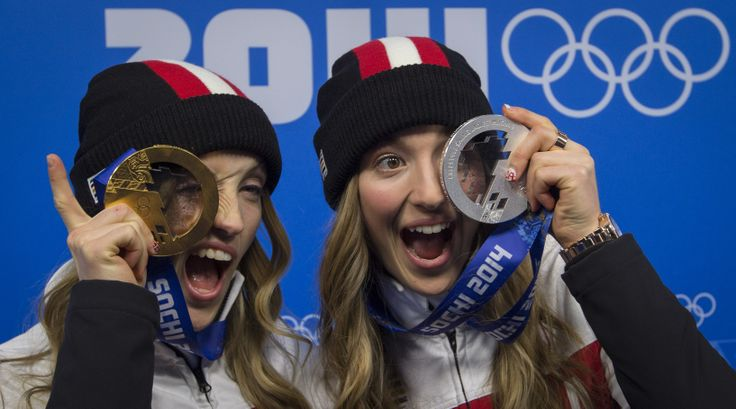 Olympic sisters. http://on.theglobeandmail.com/wp-content/uploads/2014/02/LEH-090214_4782.jpg