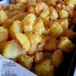 Patate sabbiose affumicate