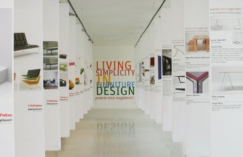 premio vico magistretti - living simplicity in furniture design: award ceremony and exhibition at the depadova showroom in milan, italy