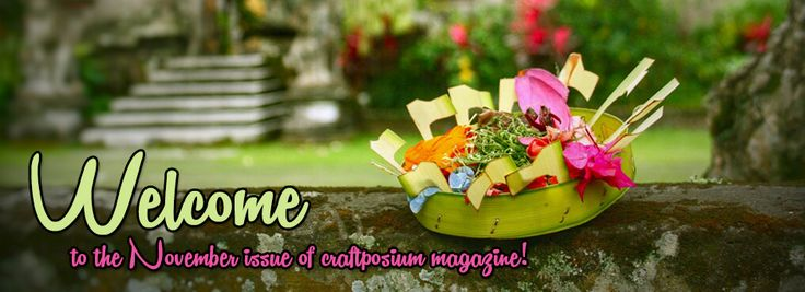 Welcome to Craftposium - read newest issues online only, older ones are downloadable