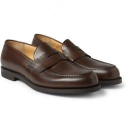 Churchs Elveden Leather Penny Loafers