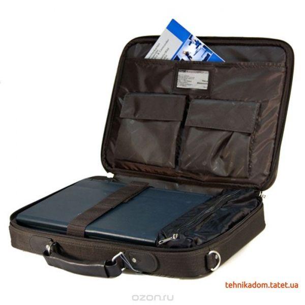 "Сумка для ноутбука Continent CC-03 Brown 15,6"""