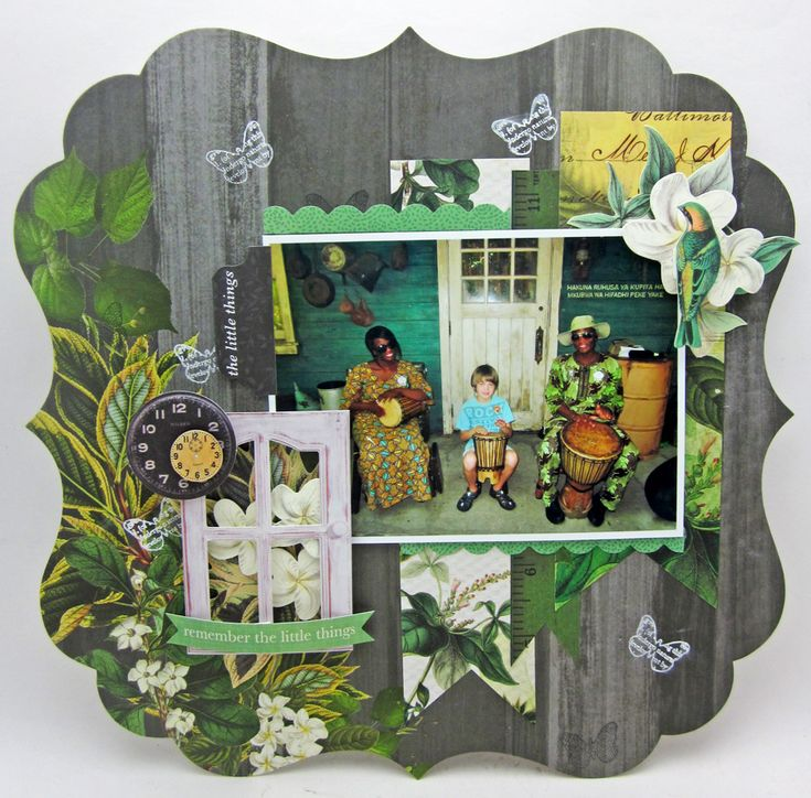 Kaisercraft - Limelight - Lori Williams