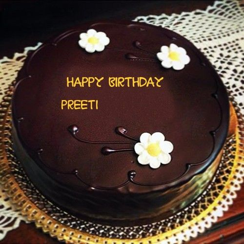 Cake Images With Name Preeti : 25+ best ideas about Birthday Wishes With Cake on ...