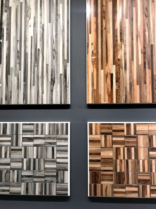 Six Tile Trends You\u0027re About to See Everywhere Den Tiles, Wood
