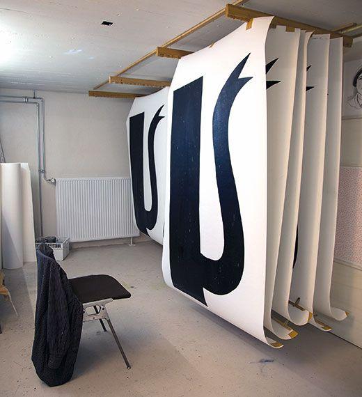 Klaas Gubbels  Jubileum editie 14 stuks van 180 x 120 cm Excellent Art Utrecht