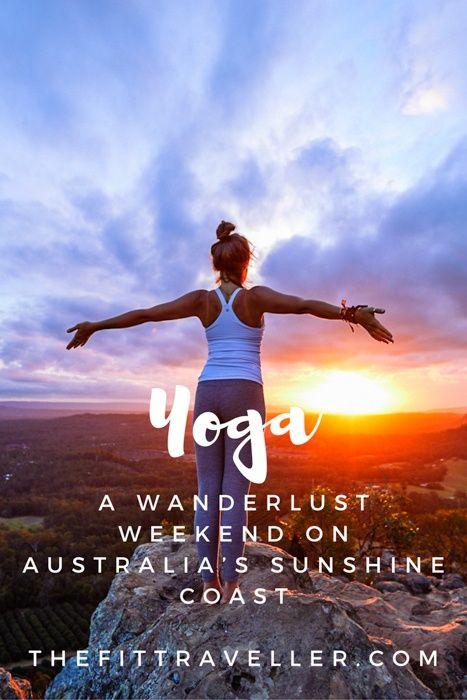 A Wanderlust Festival celebrates mindful living, music, meditation & yoga. We share our experience at the festival on Australia's Sunshine Coast.