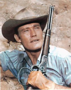 Chuck Connors ~ Biography