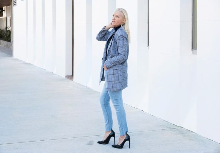 How To Wear Check Jackets