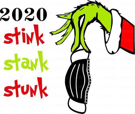 Stink Stank Stunk Svg Christmas 2020 Svg Grinch Hand Svg Christmas Svg 2020 Stink Stank Stunk Svg Digital Download Grinch Ornament In 2020 Grinch Hands Stink Stank Stunk Grinch