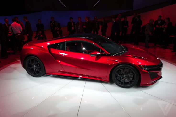 The new Acura NSX is finally here   The Verge