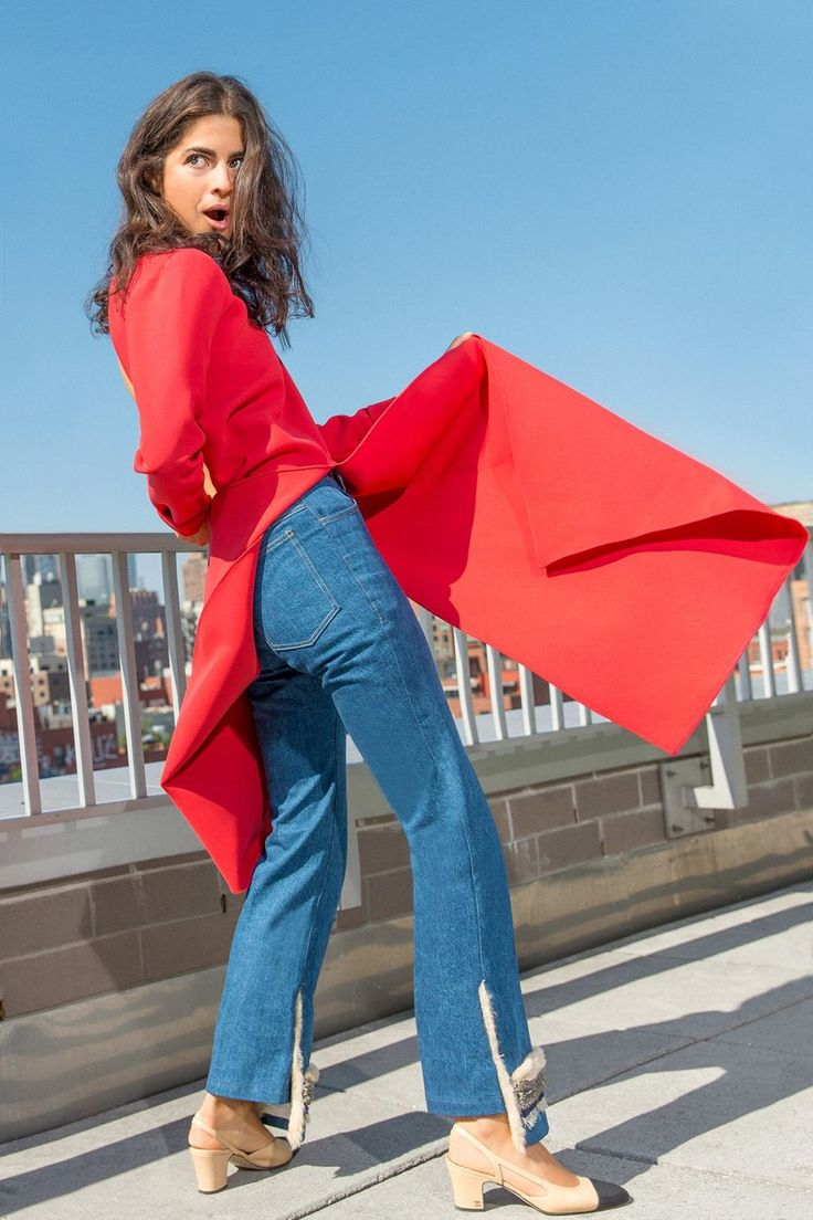 The blogger and fashion commentator is known for her take-no-prisoners style - step inside her wardrobe with Vestiaire Collective