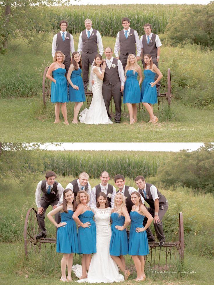 Quad Cities Outdoor Wedding Photography | Outdoor wedding ...