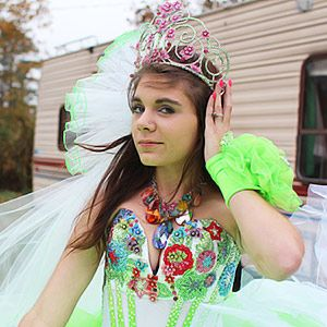 My Big Fat American Gypsy Wedding: TLC. I think it's all funny and I want the series