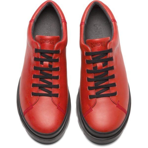 Camper Brutus Rojo Zapatos de vestir Hombre K100245 005