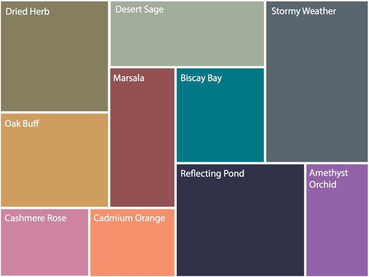 winter colors 2015 - Google Search